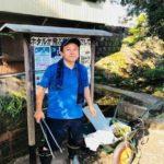 第一回 本宮川清掃活動